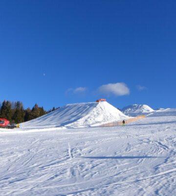 Skicentrum Kubašok (3 km)